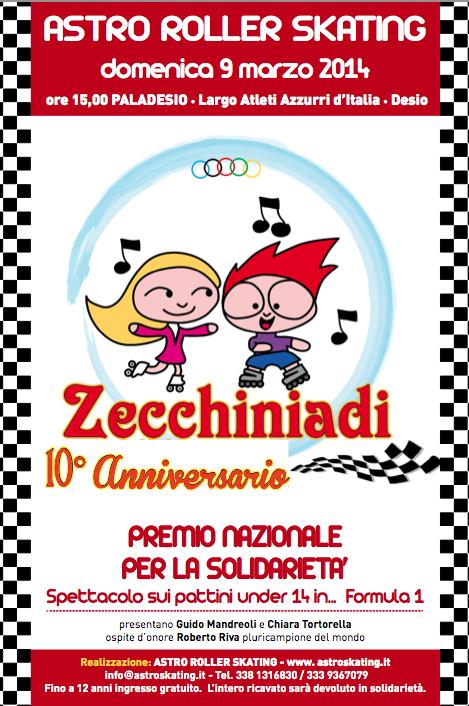 zecchiniadi 2014