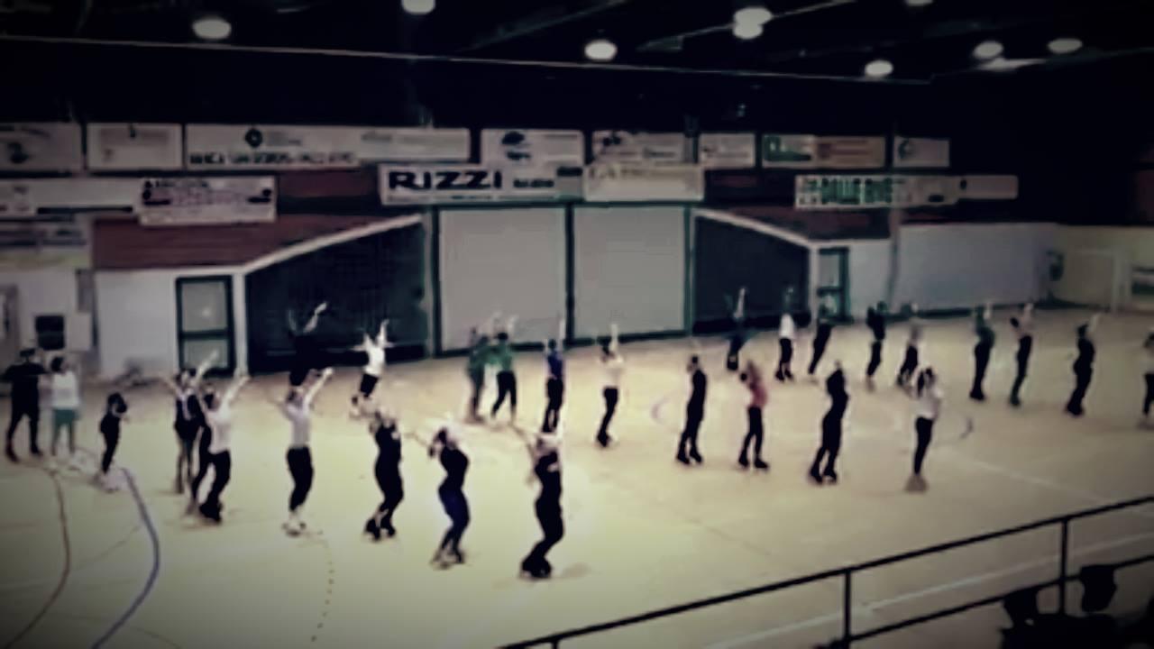 cristal skating team