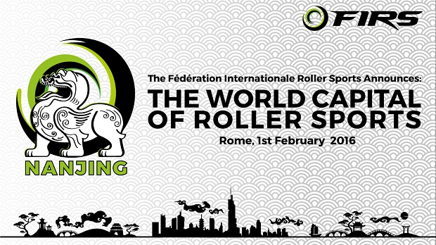 A Nanjing vanno i World Roller Games 2017