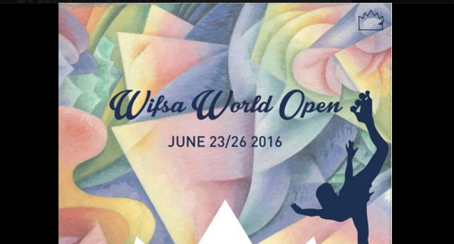 6th Wifsa World Open - Artistic Inline Roller Skating