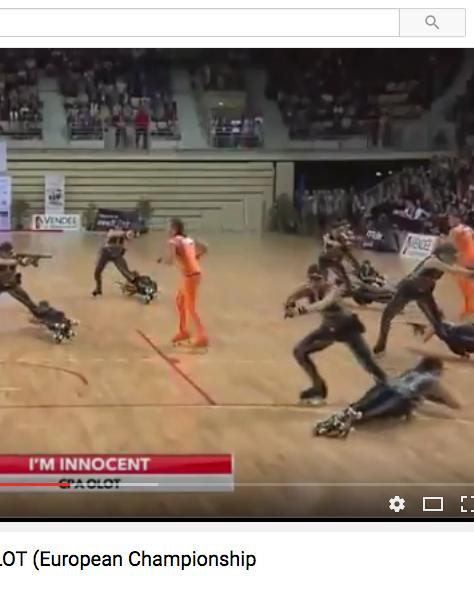 video del campionato europeo di MOuilleron 2017