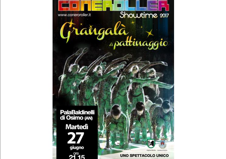 Conero Roller Showtime 2017